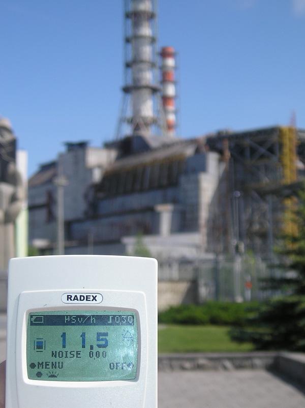 Proof of radiation.