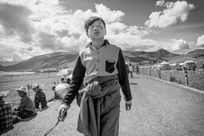 Weekend races in western China. Photo: Tomáš Slavíček