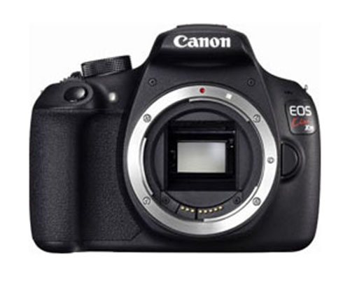 Shooting RAW lets your work with all the data captured by your camera's image sensor. (Image: Canon)